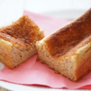 低糖質なの?な美味しさ♡おからのバナナケーキ