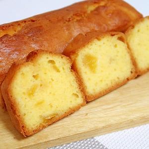 パイナップル・パウンドケーキ☆自家製パインジャムで