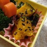 お弁当♪かぼちゃサラダ♪