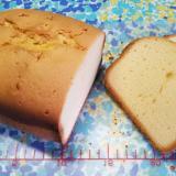 ノーマルな【パウンドケーキ】ホームベーカリー
