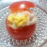 プチトマトのポテトサラダ