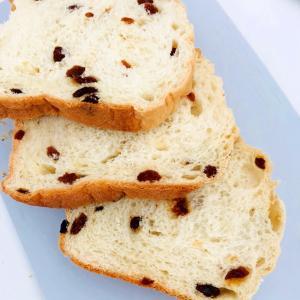 HB!ラムレーズンの食パン