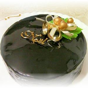 クリスマスに♪マロンのムースケーキ