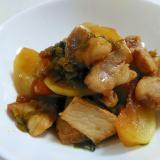 ご飯がすすむ☆豚肉とかぶの甘辛炒め