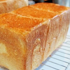 生イーストの食パン