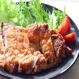 鶏肉の山椒揚げ焼き
