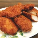 ふっくら鶏ムネ肉のチキンカツ
