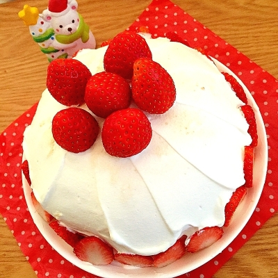 ボウルで簡単!母の日にボリュームたっぷりの手作りドームケーキレシピ7選
