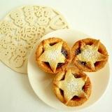 クリスマスプレザーブで作る ミンスパイ