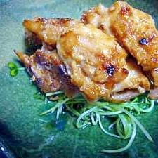 ★ お弁当に♪簡単美味しい♪鶏やき肉 ★