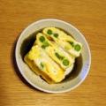 ☆彩りきれい♪ 枝豆入り卵焼き☆