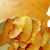 余ったリンゴを大量消費☆りんごチップス♪