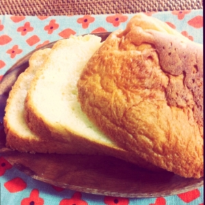 P's亭*ブリオッシュ風食パン