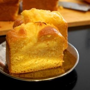 サラダ油で!☆レモンパウンドケーキ☆
