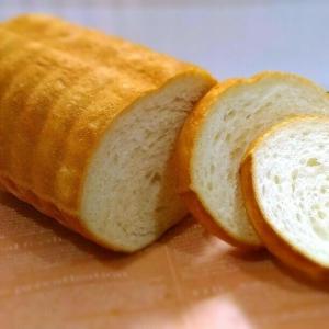 ホエイでふわふわ☆ラウンド食パン(トヨ型小)