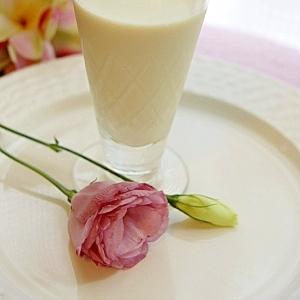 ミネラル補給 ☆ 黒蜜塩ミルク