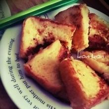 塩レモン風味フレンチトースト
