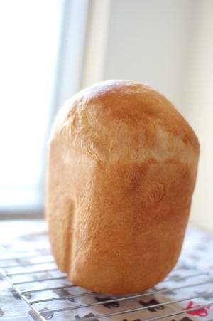 (@・`ω´・) HBで簡単生クリーム食パン