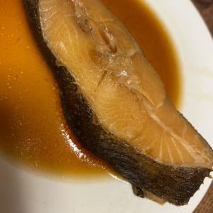 生姜香るカラスカレイの煮付け