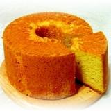 オレンジの香りdeキャロットシフォン