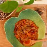 たっぷり野菜と豚肉のトマト煮♪