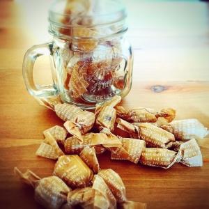 ずぼらさんの節分豆と牛乳の生キャラメル✿❀