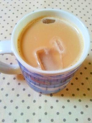 ✿メープル&わたあめで甘い❤アイスココア&コーヒー