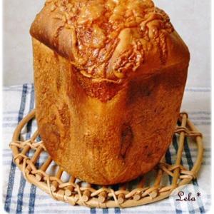 ドゥーブル フロマージュ食パン