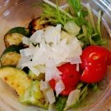 グリル野菜のサラダパック