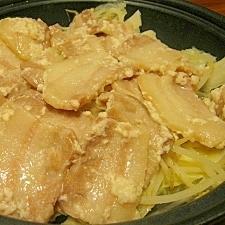 豚バラ肉の塩麹タジン蒸し