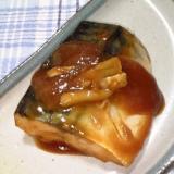 定番!サバの味噌煮♪