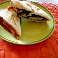 みんな大好き♪ ハムタマゴサンドイッチ☆