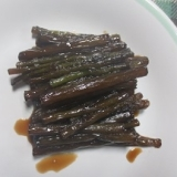 旬の食材;つわぶきの新芽の佃煮