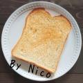 低脂肪牛乳入り☆ヘルシー&美味しい食パン(HB)
