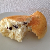 炊飯器で簡単☆レーズン パンケーキ