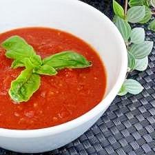 レンジで簡単♪濃厚トマトソース