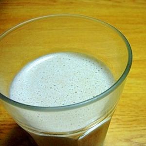 バナナナッツチョコミルク