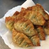 アボカドチーズの揚げ餃子