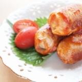 薄切り肉をボリュームUP マッシュポテトの豚肉巻き