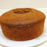 米粉のチョコレートシフォンケーキ