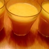 オレンジメイプルヨーグルトソーダ