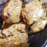 フライパンで簡単、ホッケの味噌マヨ焼き
