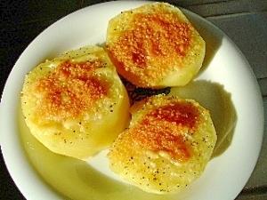 簡単!ジャガイモとチーズのトースター焼き