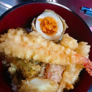お惣菜の天ぷらで簡単6種の天丼♪