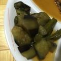 茄子とピーマンの煮物(*^^*)☆