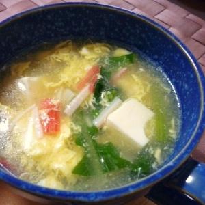 夏にぴったりなスープ☆サンラータン