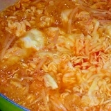 サリ麺煮込み