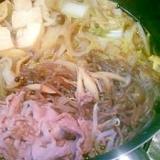簡単美味しい肉豆腐