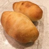 酒粕天然酵母のロールパン