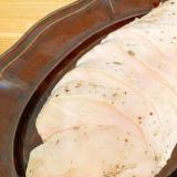 低温調理●鶏むね肉のサラダチキン仕立て